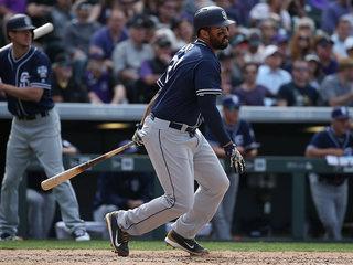 Padres score first runs of season, beat Rockies