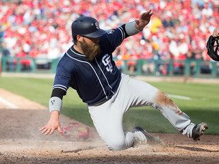 Padres trade catcher Derek Norris to Nationals