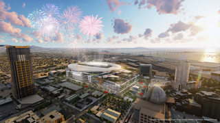 Chamber endorses Chargers stadium plan