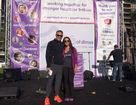 10News crew at March for Babies in Balboa Park