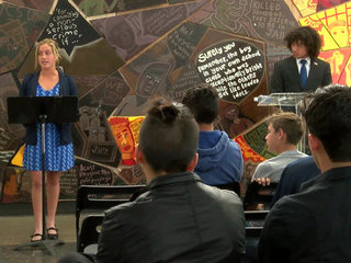 South Bay students show political knowledge
