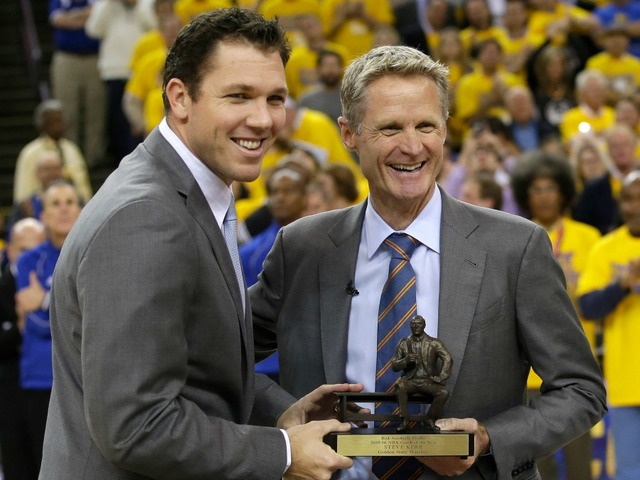 Lakers pick Luke Walton for new head coach