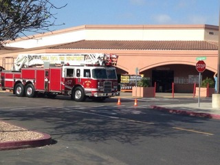 Hazmat responds to Chula Vista Costco after leak