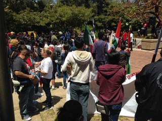 May Day rally demands livable wages