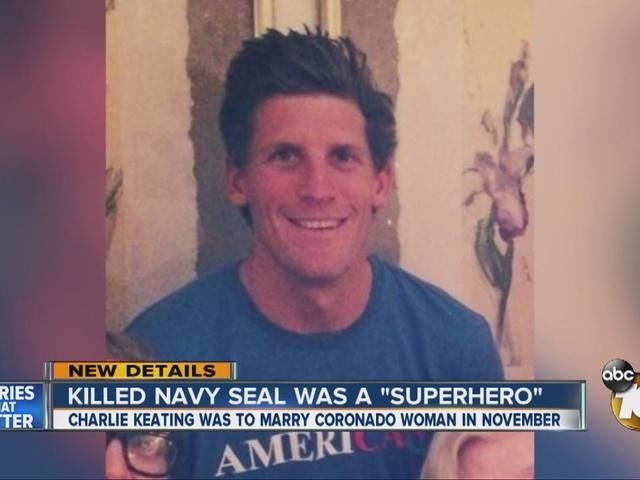 Family says Navy SEAL killed was a 'superhero'