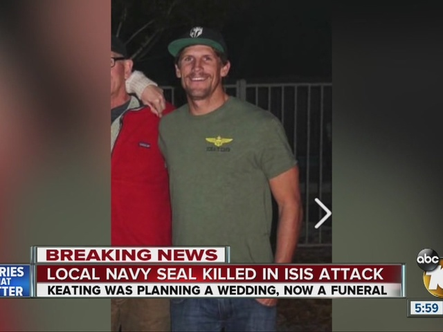 Local Navy SEAL killed in ISIS attack