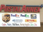 Postal Annex connected to drug smuggling ring