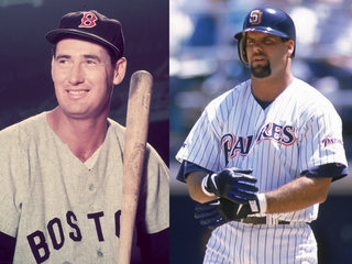 Williams, Caminiti to enter Padres Hall of Fame
