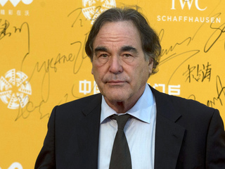 Oliver Stone speaks of college failures