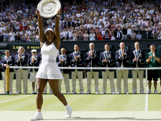 Serena recounts taking part in Beyonce video