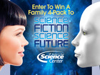 Win Tickets To See The Future!