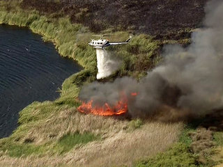 Firefighters contain 4S Ranch brush fire