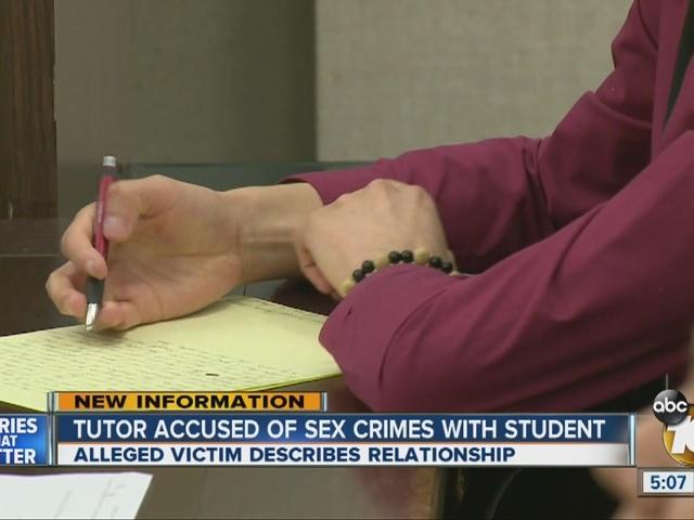 Alleged victim describes relationship with Mar Vista HS tutor
