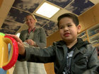Boy with new heart finally leaves hospital