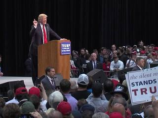 Presidential race shows minority issues, divide