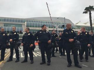 #SDTrumpRally: San Diego Police updates