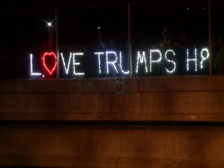 Trump protesters prepare for his arrival