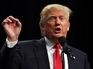 Donald Trump takes San Diego by storm