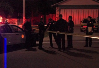 Man killed in drive-by shooting in San Diego