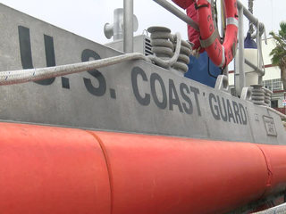 Woman, 81, rescued from cruise ship off SD coast