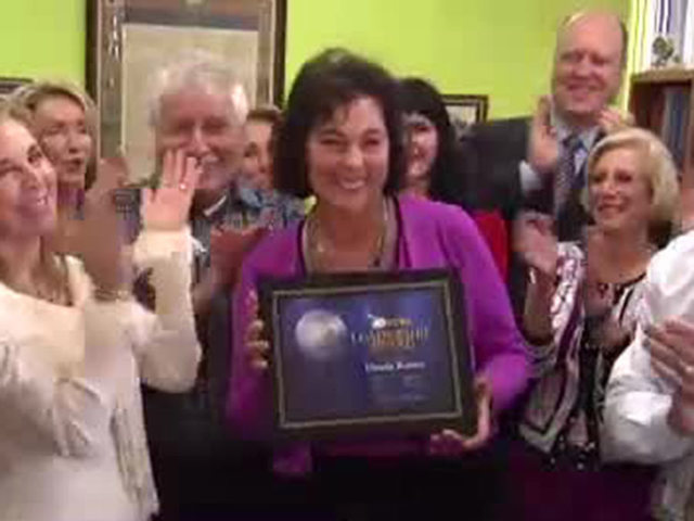10News Leadership Award Recipient Ursula Kuster