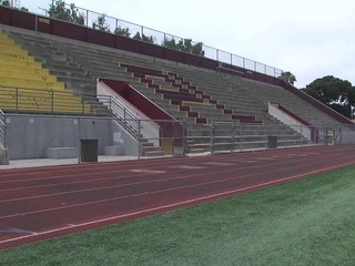 Residents suing over high school stadium upgrade