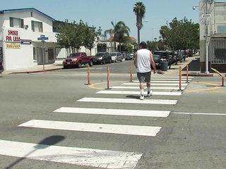 Concerns raised over 'dangerous' crosswalk