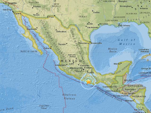 Earthquake shakes near Mexico City - 10News.com KGTV-TV ...