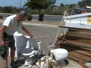Neighbors say scenic park now a dumping ground