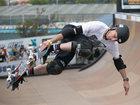 Tony Hawk recreates skate trick at age 48