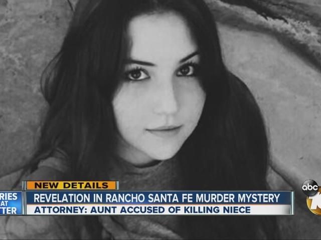 Revelation in Rancho Santa Fe murder mystery