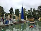 Replica of One World Trade Center at Legoland