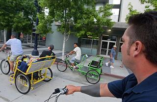Team 10: Are San Diego pedicabs safe?