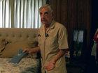 Repairman accused of robbing World War II vet