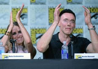 'Strain' cast teases third season at Comic-Con