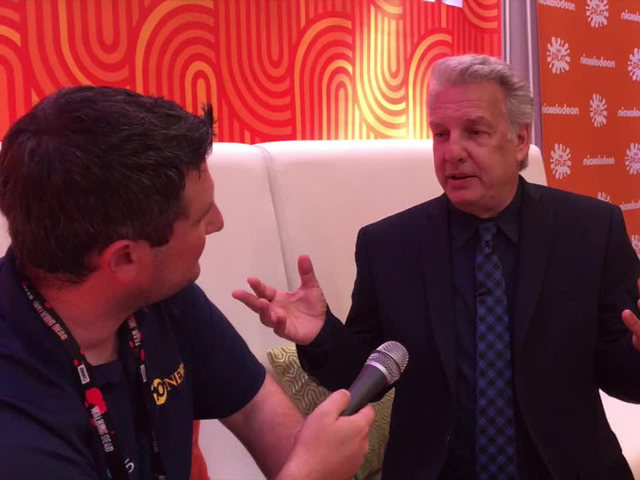Comic-Con 2016: 10News interview with 'Double Dare' host Marc Summers
