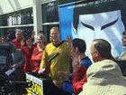 Comic-Con celebrates 50 years of ''Star Trek'
