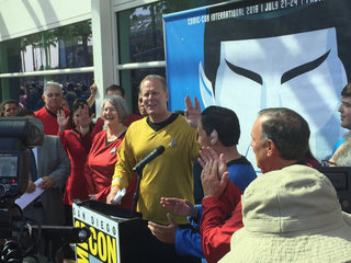 Comic-Con 2016: Welcome to 'Starship San Diego'