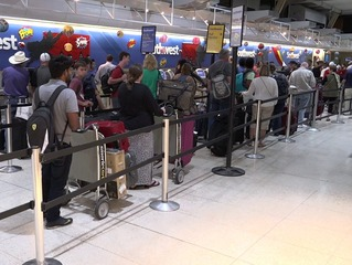 Southwest flight issues continue into Friday