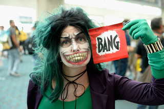 COMIC-CON: Best hits on Facebook