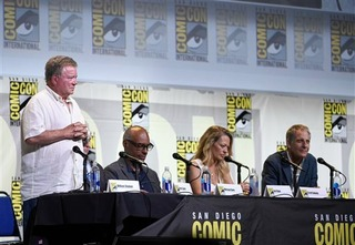 Comic-Con: Shatner receives standing ovation