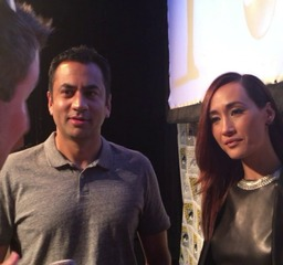 Comic-Con interview: 'Designated Survivor' stars