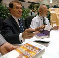 Tim LaHaye, author of `Left Behind,' dies in SD