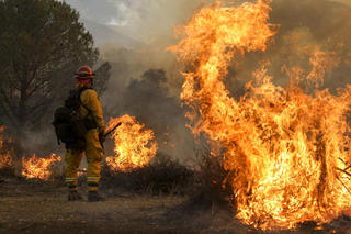 Sand Fire forces evacuation of 10K homes