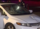 Woman fighting for life after being hit by car