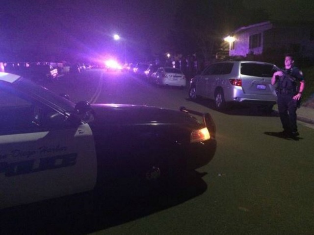 2 SDPD officers shot in Southcrest neighborhood