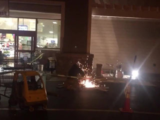 Ralphs may face fines for night construction