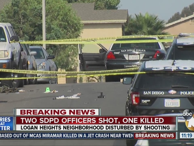 Logan Heights neighborhood disturbed by SDPD shooting