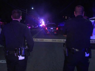 2 San Diego police officers shot in Southcrest