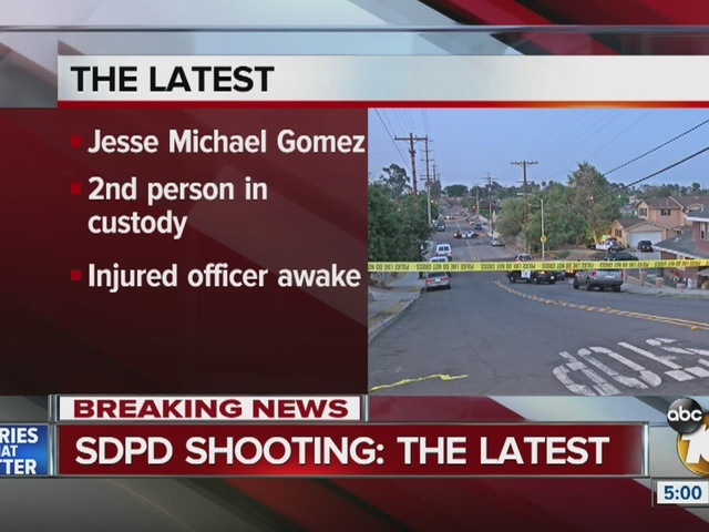 SDPD shooting: The latest
